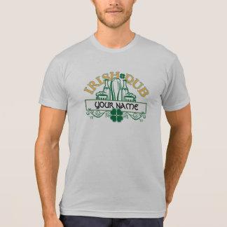 Custom Name Irish Pub T-Shirt