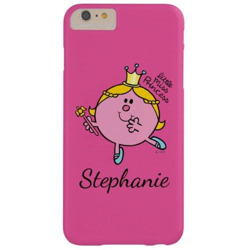 Custom Name Little Miss Princess   Royal Scepter Phone Case