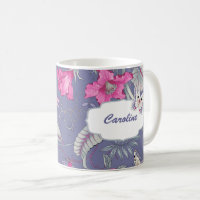 Custom Name Mother's Day Gift Mugs