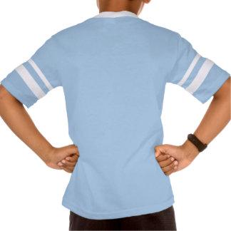 Custom Name Number Front Back Kids Sports Jersey T Shirt