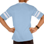 Custom Name Number Front Back Kids Sports Jersey T-shirt