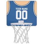Custom Name/Number Mini Basketball Hoop