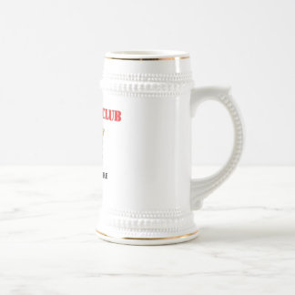 Custom Name/Rank Beer Stein