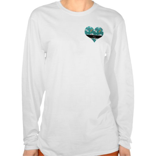 Custom name robin blue glitter nurse hats heart shirts T-Shirt, Hoodie, Sweatshirt
