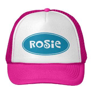 Custom name Rosie Trucker Hat
