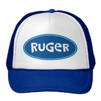 Custom name Ruger Trucker Hat
