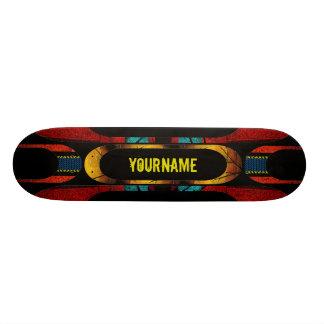 Custom Name Skateboard Deck