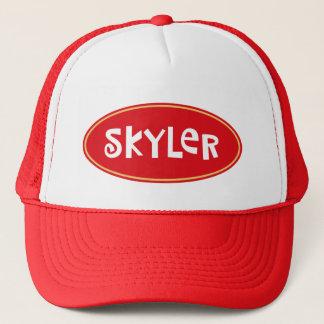 Custom name SKYLER Trucker Hat