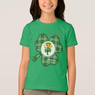 Custom Name St. Patrick's Day Gift T-Shirts