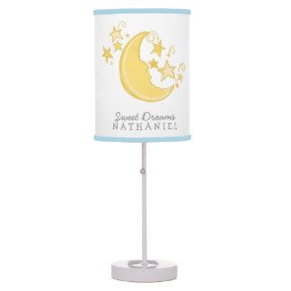 Custom Name Sweet Dreams Table Lamp