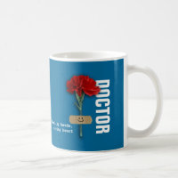 Custom Name Thank You Doctor Gift Mugs