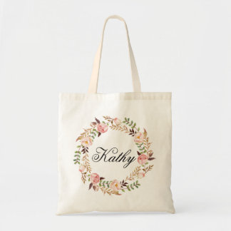 Custom Name Wedding|Personalized Braidsmaid Tote Bag