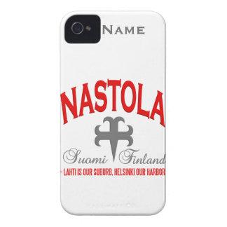 Custom Nastola iPhone 4 Case-Mate iPhone 4 Case-Mate Cases