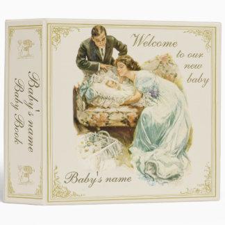 Custom New Baby Binder Gift-Parents /Grandparents