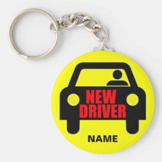 Custom New Driver Safety Key Chain