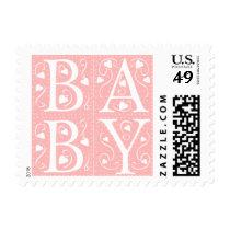 Custom Newborn Baby Announcement Stamps