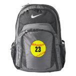 Custom Nike Softball Backpack