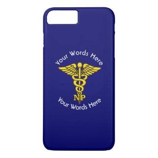 Custom Nurse Practitioner Caduceus iPhone 7 Plus Case