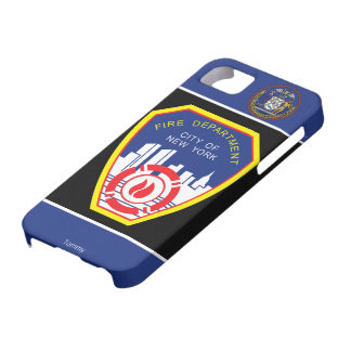 Custom NYC Firefighters iPhone 5 Case