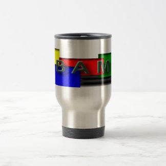 Custom Obama Gifts Travel Mug