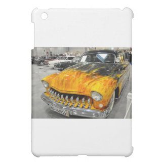 Custom On Fire Photo iPad Mini Cover