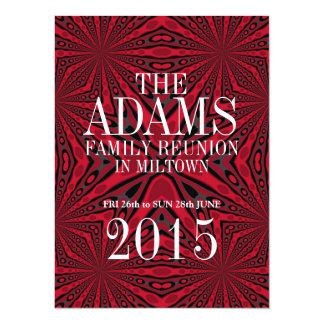 ::CUSTOM ORDER:: Adams Family Reunion Party Invite