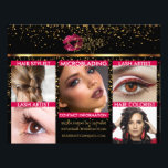 """Custom Order - Boss Beautician Flyer<br><div class=""""desc"""">Custom Flyer - 100% Customizable. Ready to Fill in the box(es) or Click on the CUSTOMIZE button to add, move, delete, resize or change any of the font or graphics. Made with high resolution vector and/or digital graphics for a professional print. NOTE: (THIS IS A PRINT. All zazzle product designs...</div>"""