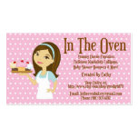 Custom order for Cathy Business Card Template