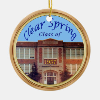 Custom Order Personalized Class Reunion Ornaments