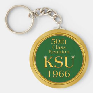 Custom Order Your Class Reunion Party Favors Keychain
