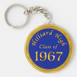 Custom Order YOUR Class Reunion Souvenirs Keychain