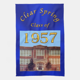 Custom Order Your School Reunion Gifts Towels