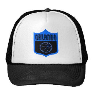Custom Orlando Shield Design Trucker Hats
