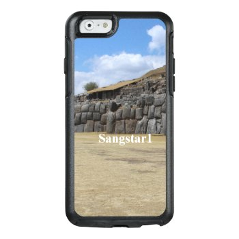 Custom Otterbox Apple Iphone 6/6s Symmetry Series by sangstar1 at Zazzle