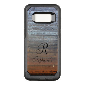 Custom OtterBox. Monogram OtterBox Commuter Samsung Galaxy S8 Case