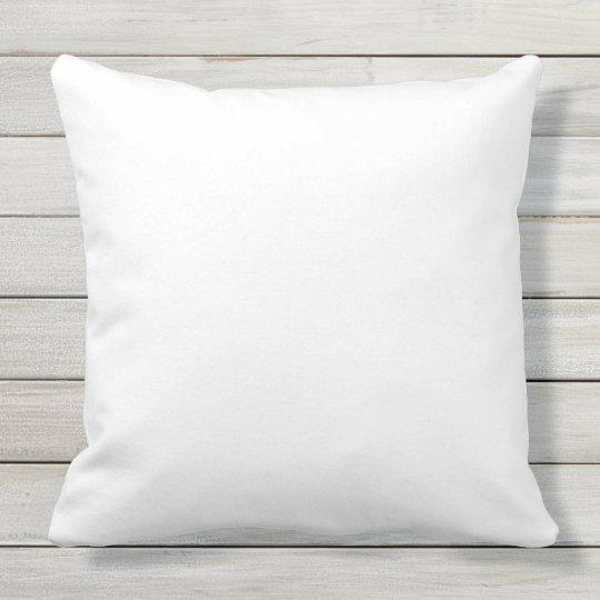 Custom Outdoor Pillow Zazzle