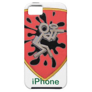 Custom Paintball iPhone Case iPhone 5 Case