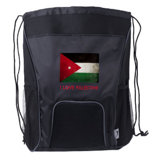 Custom Palestine Flag Backpack