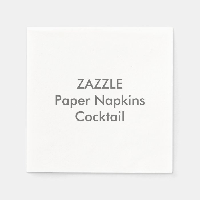 custom paper cocktail napkins Shop our beautiful selection of 3-ply personalized cocktail napkins, custom   these are disposable excellent weight paper napkins with a nice superior finish.