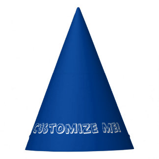 Custom Party Hat