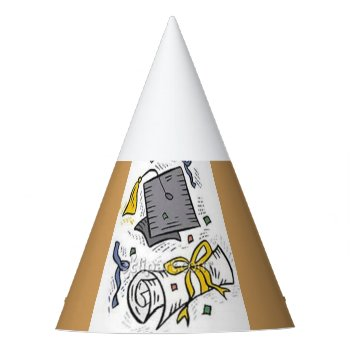 Custom Party Hat by CREATIVEPARTYSTUFF at Zazzle