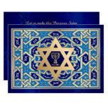 Custom Passover Seder Invitations