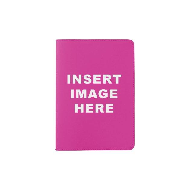 custom passport holder template make your own