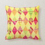Custom Pattern Throw Pillow