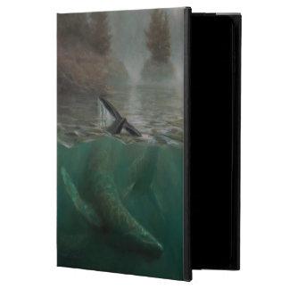 Custom Peaceful Humpback Whale Art iPad 2 Air Case Powis iPad Air 2 Case