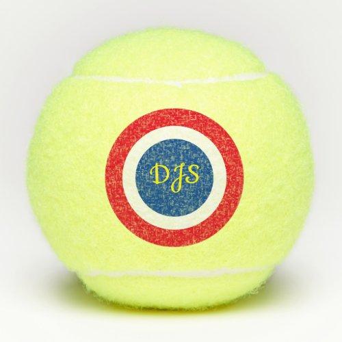 Custom Penn Championship Tennis Balls