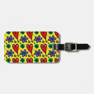 custom personalize Business Service Desk office Bag Tag