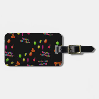 custom personalize Business Service Desk office Luggage Tag