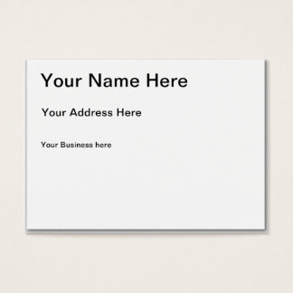 custom personalize do it yourself Anniversaries Business Card