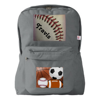 custom personalize do it yourself project home american apparel™ backpack